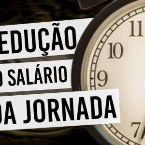 COMUNICADO AO SINDICATO RELATIVO A REDUÇÃO PROPORCIONAL DE JORNADA E SALÁRIOS