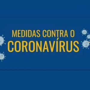 COVID - 19 - Divulgadas medidas a serem observadas no ambiente de trabalho visando a prevenção, controle e mitigação dos riscos.